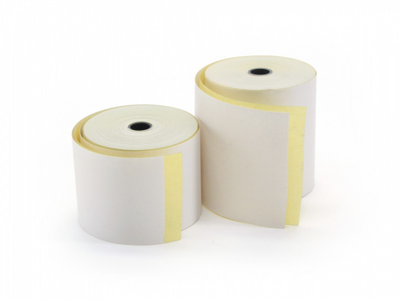Q830.605 - Kassarol duplo 60 x 50 x 12 mm geel/wit