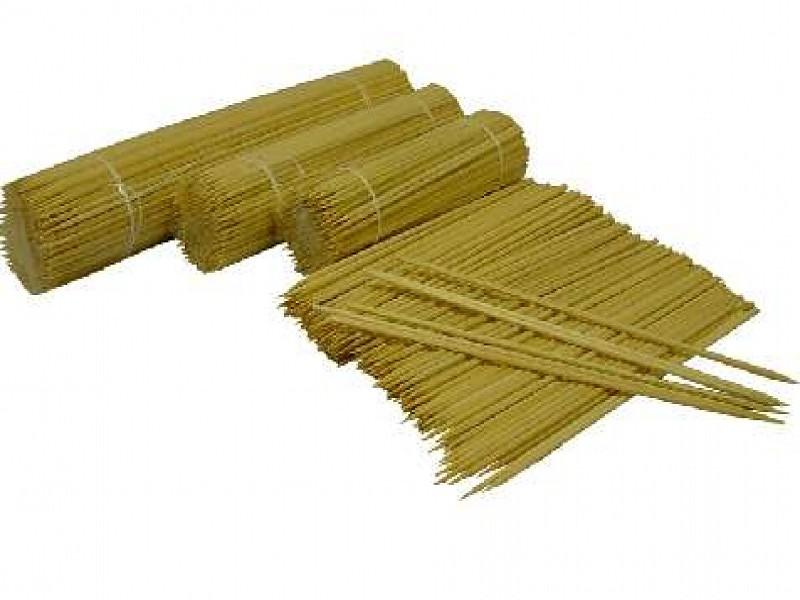 PRIKK25 - Bamboe prikkers 25 cm