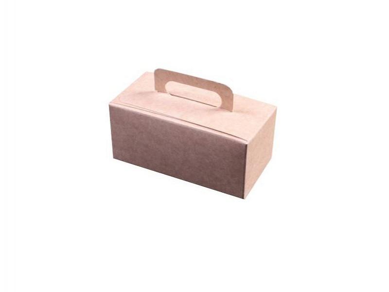 D400488 - Bonbondoosjes met handgreep Kraft 500 gram