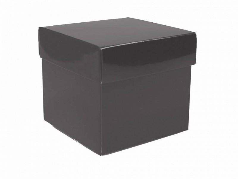 CHC500MZT - Mat zwarte geschenkdoosjes 500 gram