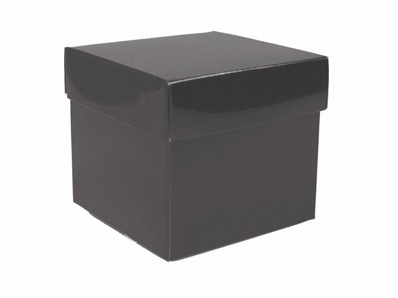 CHC1000MZT - Mat zwarte geschenkdoosjes 1000 gram