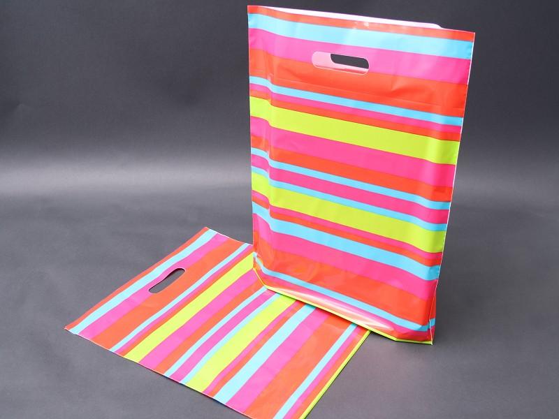 5523 - Plastic draagtassen