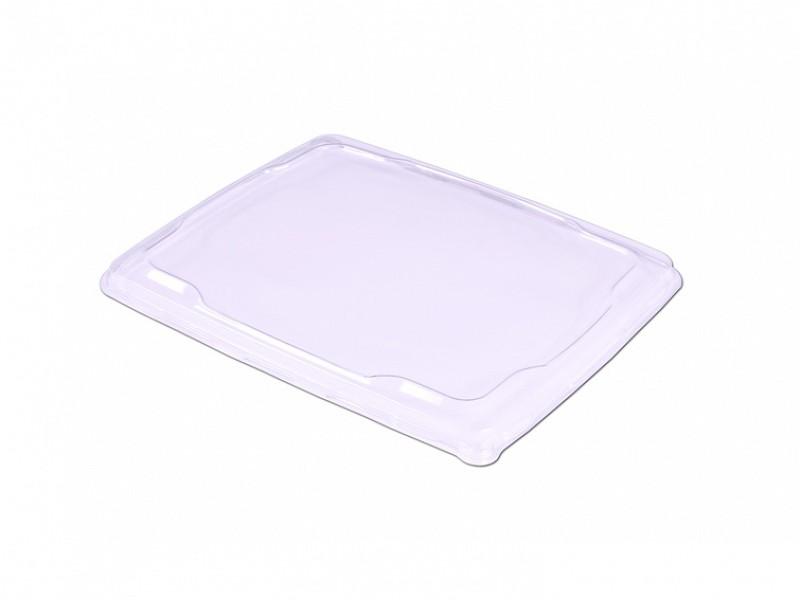 DOM53227 - Deksel transparant tbv Deli Platter LAAG