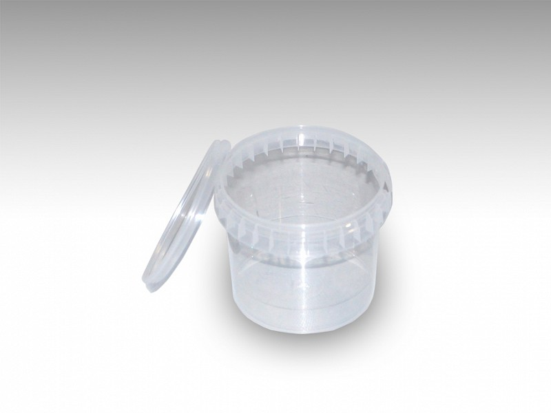 EMM1028 - Verzegelbare emmer 365 ml glashelder