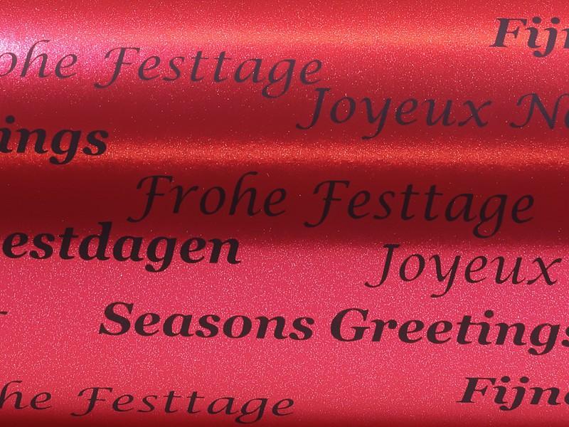 KP24.50 - Geschenkpapier op rol 50 cm Kerst