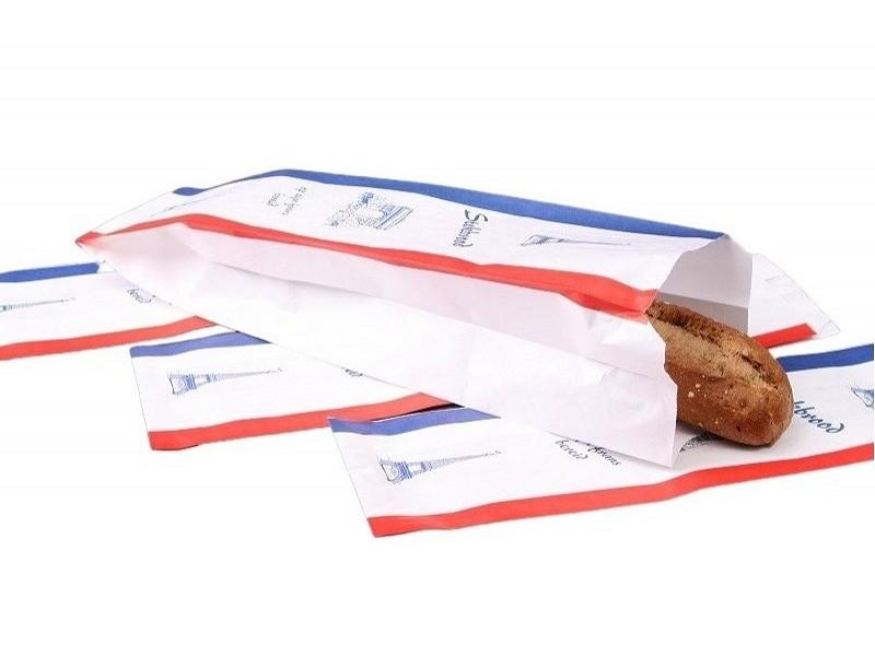 3085 - Kraft stokbroodzakken (heel baguette)