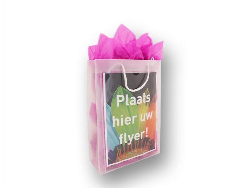 4970503 - PP venster tassen 26 + 10 x 36 cm