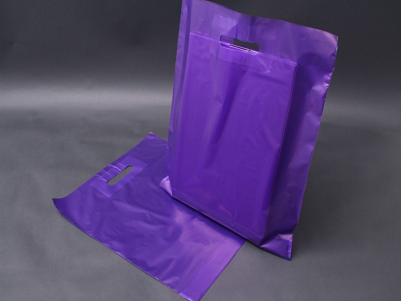 5516 - Plastic draagtassen