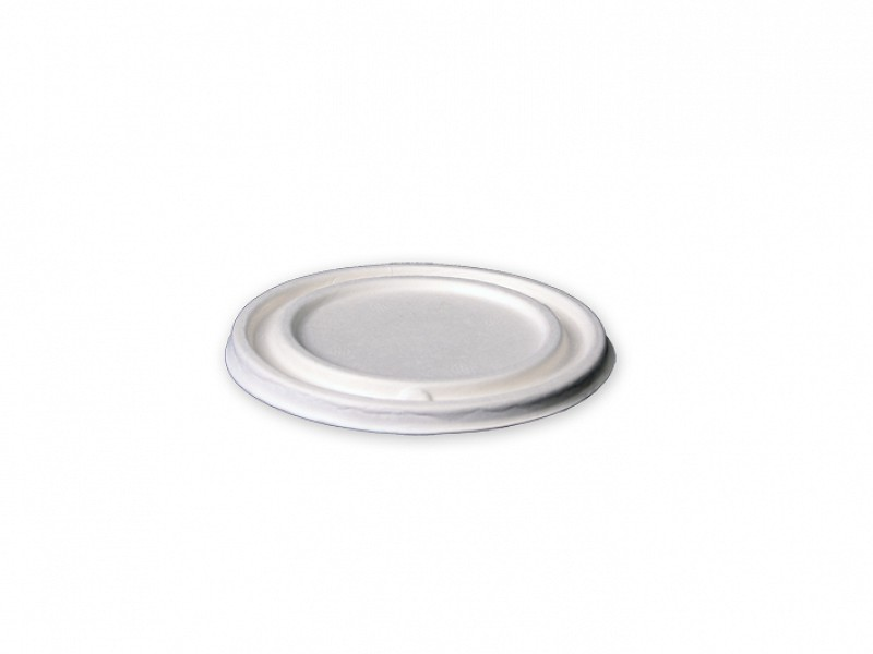 PUL2031 - Deksels Pulp tbv Soepbeker 450 ml