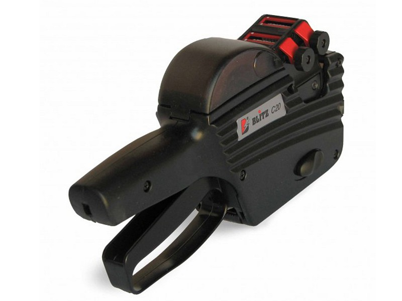 Q840.201 - Prijsapparaat Blitz C20 zwart