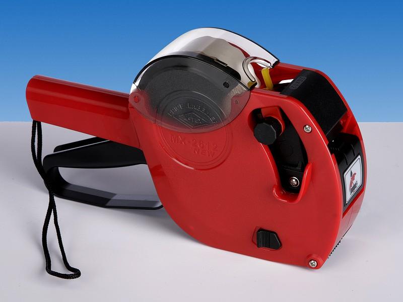 Q841.900 - Prijsapparaat Motex MX-2612 rood