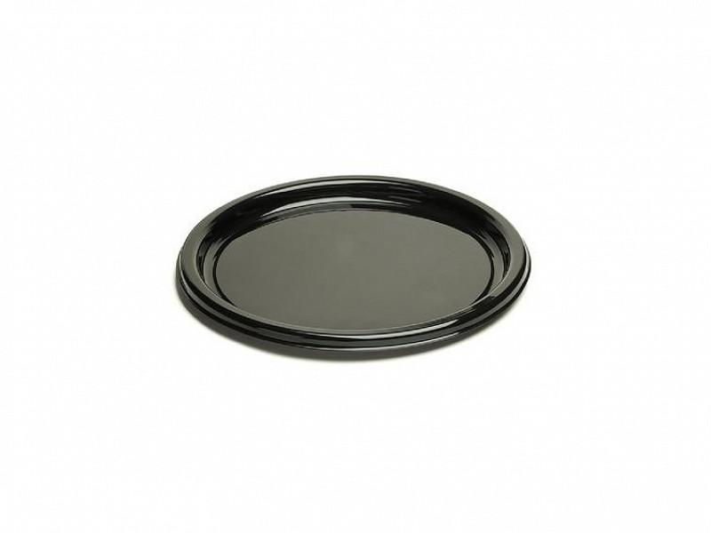 ROM9701 - Zwarte borden ø 26 cm
