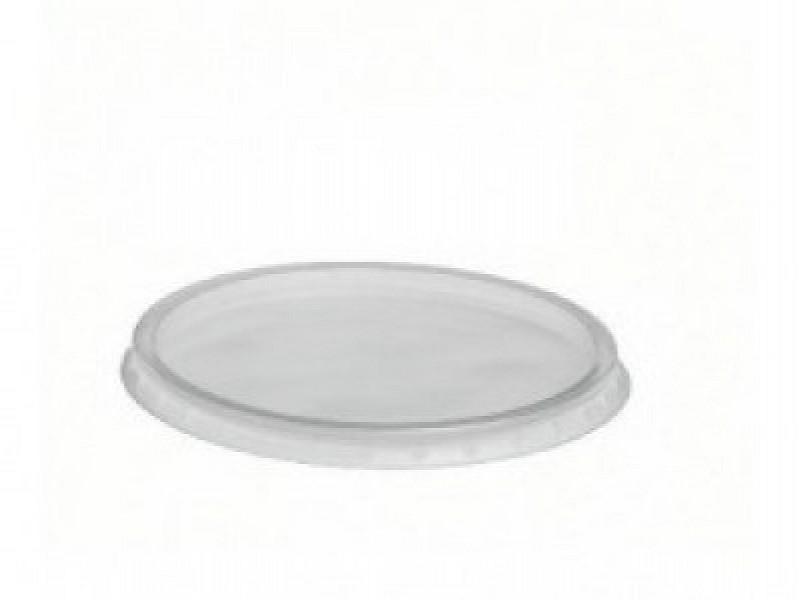 SAUSD - Deksels PVC tbv Saus cups