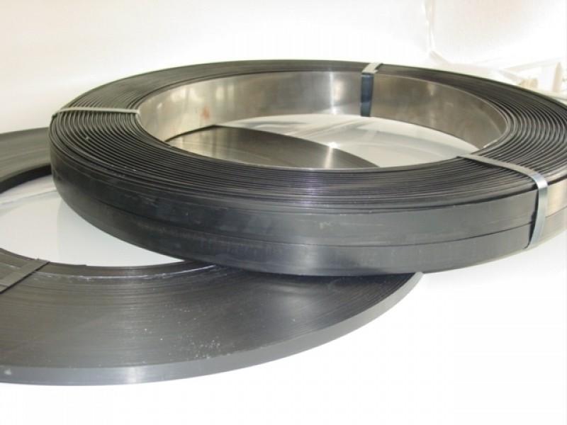 B17234 - Staalband 16 mm x 0,5 mm E.W. geblauwd