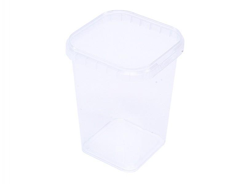 TPS79425 - Vierkant- afsluitbaar bakjezonder deksel 425 ml
