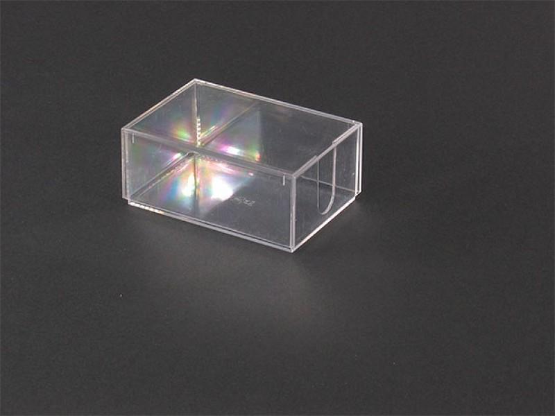 Plastic doosje rechthoek for Plastic doosjes