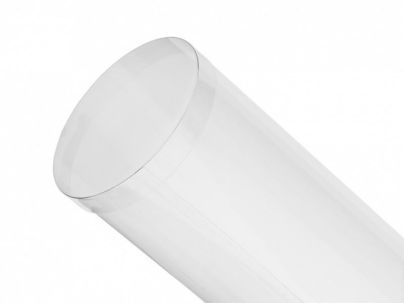 TFK225 - Transparante PVC flexibele koker Ø 26 x 250 mm