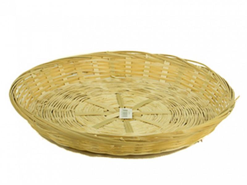 VB3019 - Bamboe schaaltjes Ø 35 cm