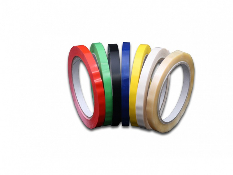 3332 - Vinyl tape zwart 9 mm x 66 mtr