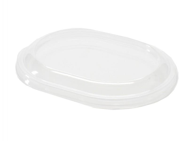 VKDEKS - Deksel VK helder voor ovaal filetbakje