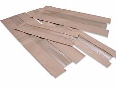 Papieren en plastic zakken kopen online for Bruine papieren vensterzakjes