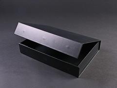 P0076 - Magneetdoos zwart 22 x 16 x 3 cm