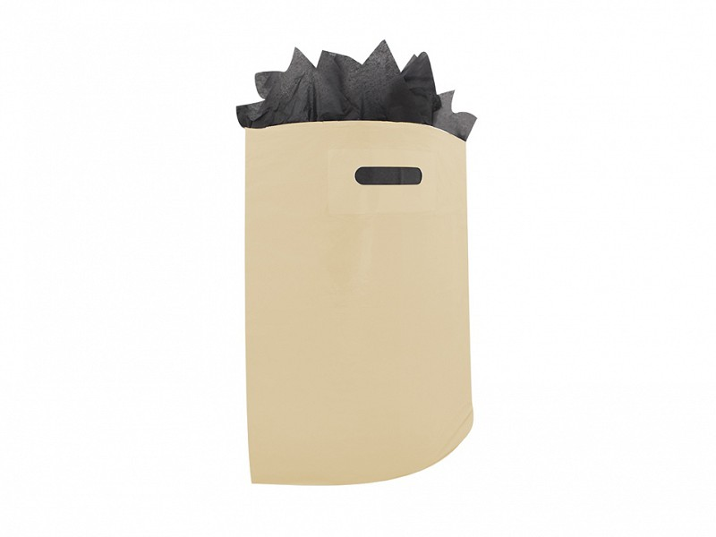 F0256 - Plastic draagtassen