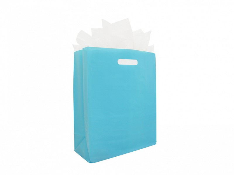 F0298 - Plastic draagtassen