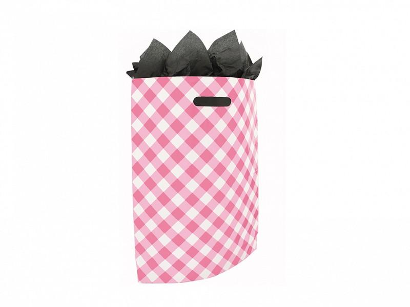 F0233 - Plastic draagtassen