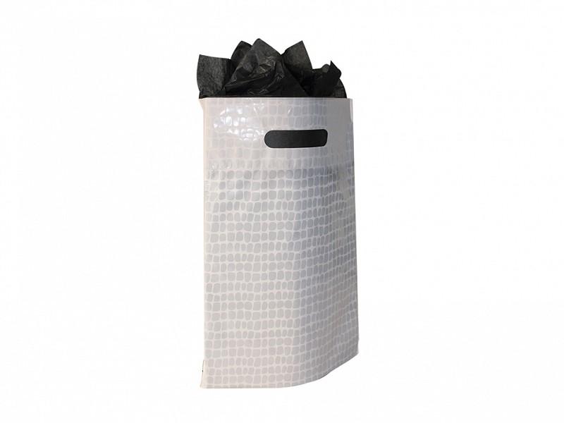 F0245 - Plastic draagtassen