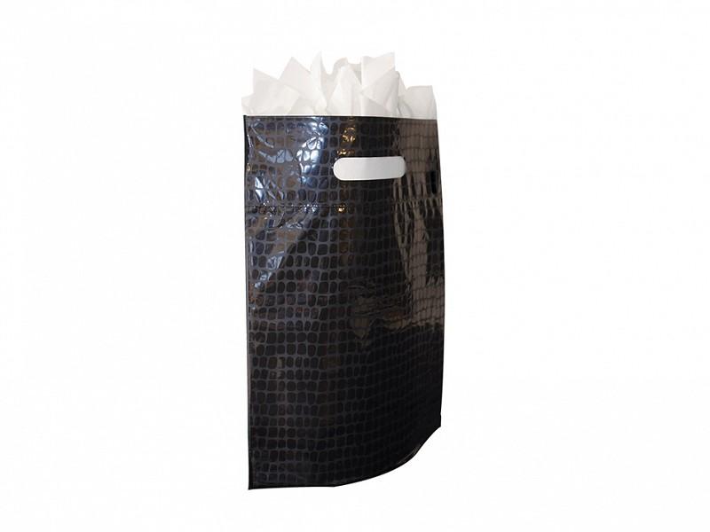 F0242 - Plastic draagtassen