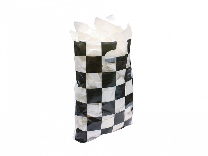 F0216 - Plastic draagtassen