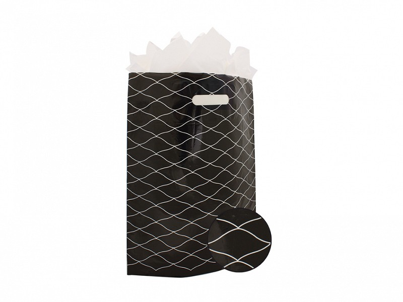 F0227 - Plastic draagtassen