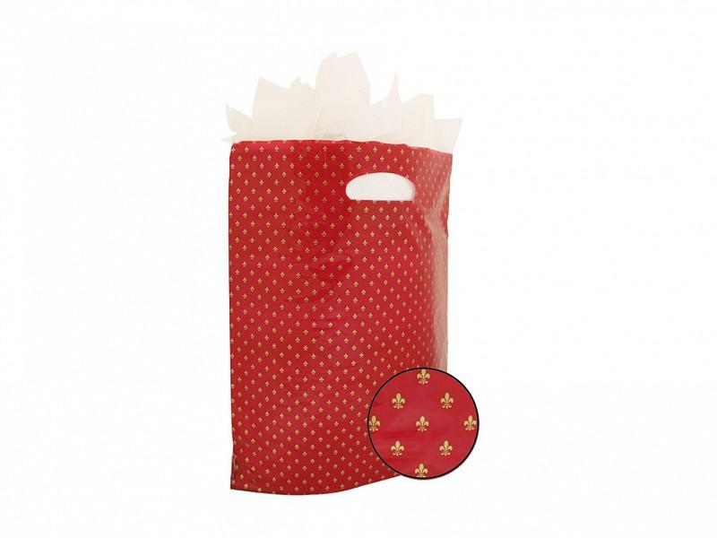 F0186 - Plastic draagtassen