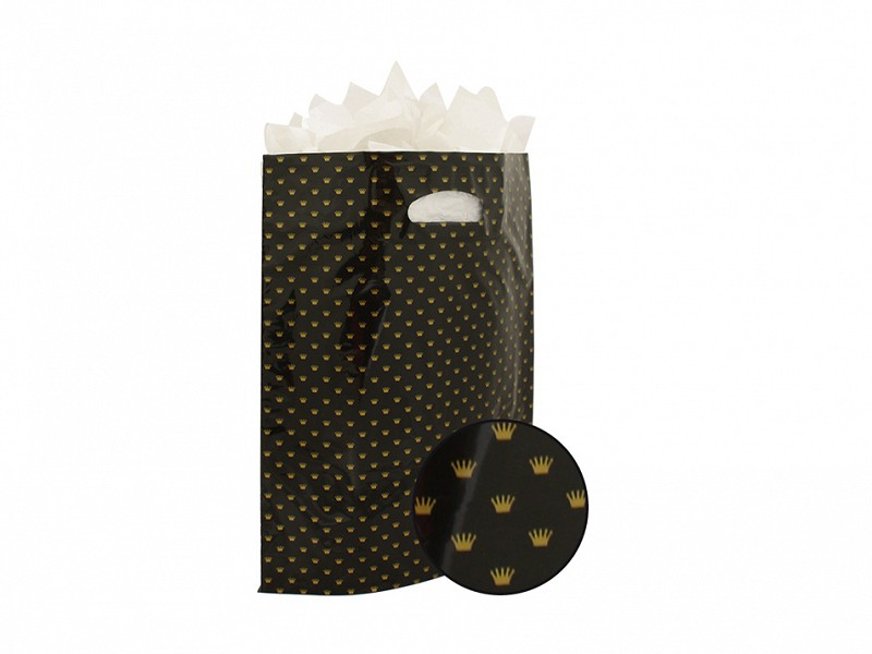 F0193 - Plastic draagtassen