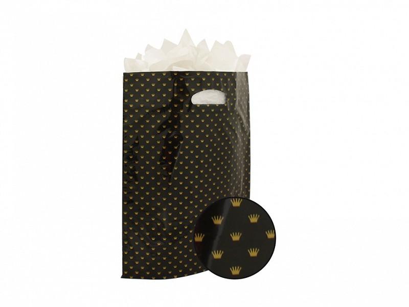 F0195 - Plastic draagtassen