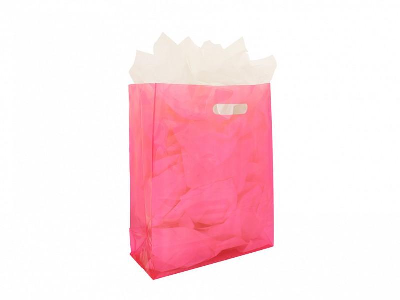 F0302 - Plastic draagtassen