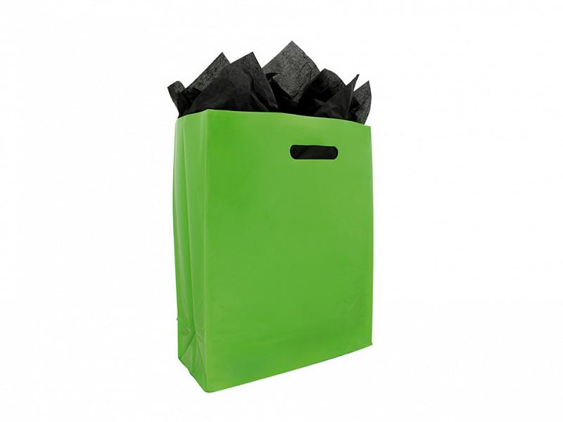 F0295 - Plastic draagtassen