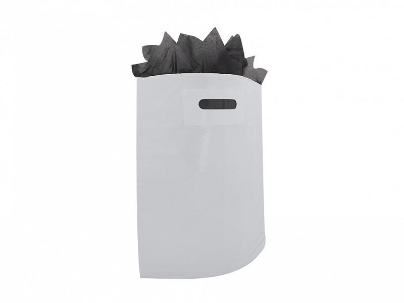 F0258 - Plastic draagtassen