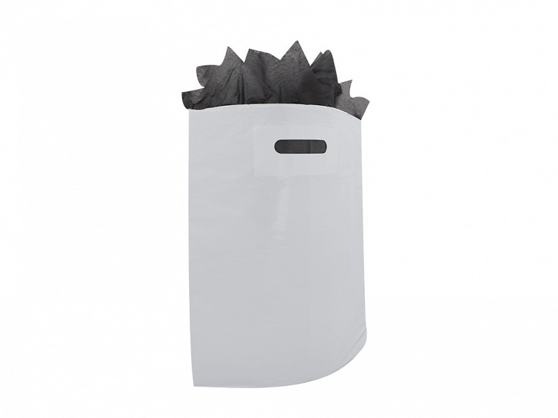F0259 - Plastic draagtassen
