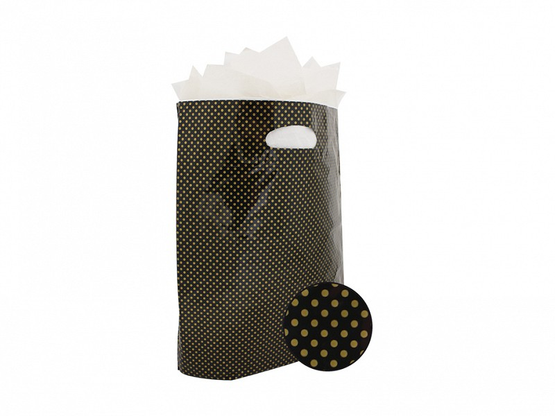 F0198 - Plastic draagtassen