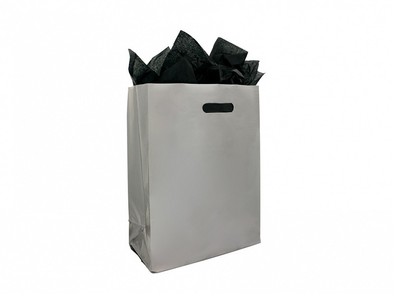 F0291 - Plastic draagtassen