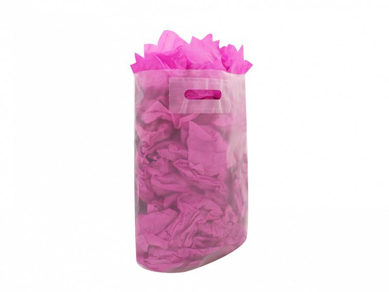 F0167 - Plastic draagtassen