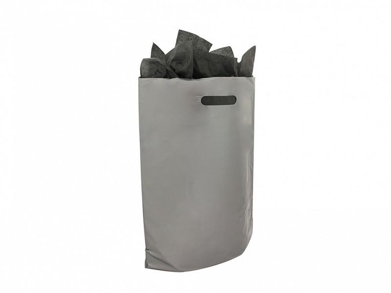 F0180 - Plastic draagtassen