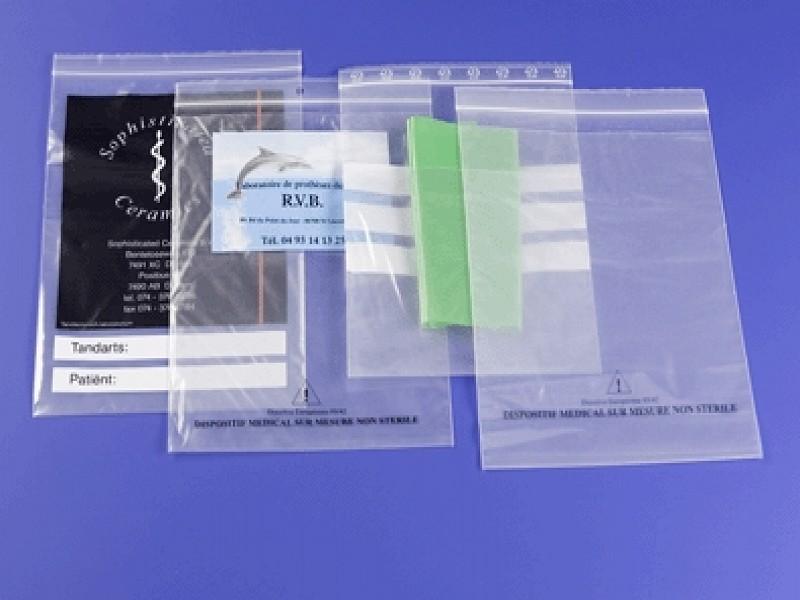 GZBU1520 - Gripzak 150 x 200 mm Buidel zakken